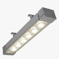 промышленное светодиодное освещение изготовление